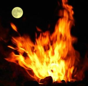 Fire in the Soul Fire and Moon