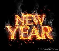 Fire New Year