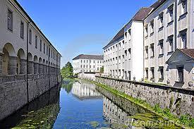 Moat of Krem Austria