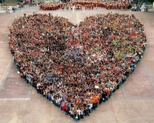 Heart PeopleHeart HumanHeart One Love