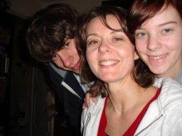 Joe Rachel and Me 2008