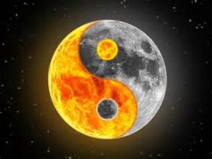 Yin Yang B 5 Sun Moon