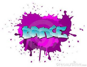 Dance Graffiti