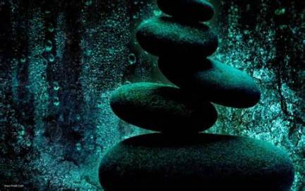 Stones and Water 5