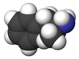 ADHD 2 Amphetamine Molecule
