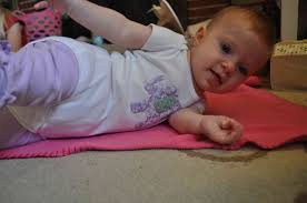 Baby Rolling 1