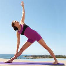 Yoga Triangle 2